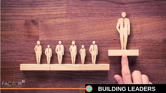 How to identify and build leaders in the digital organisation