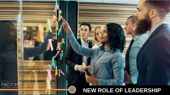 The new role of leadership in a fast-paced, unpredictable world